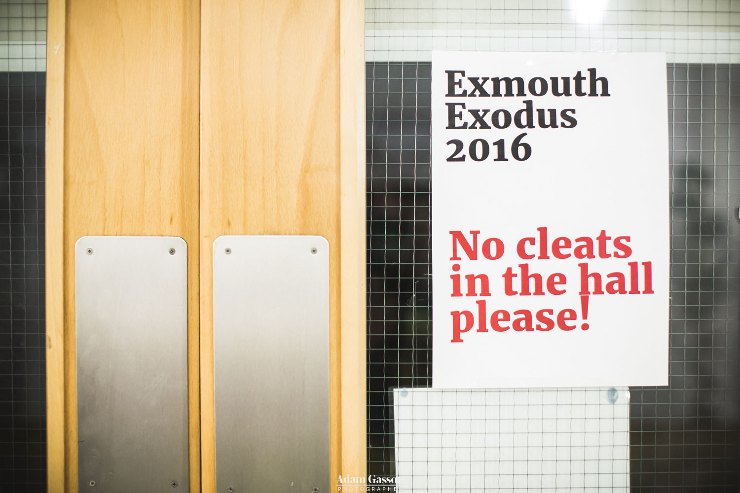 Exmouth Exodus photos