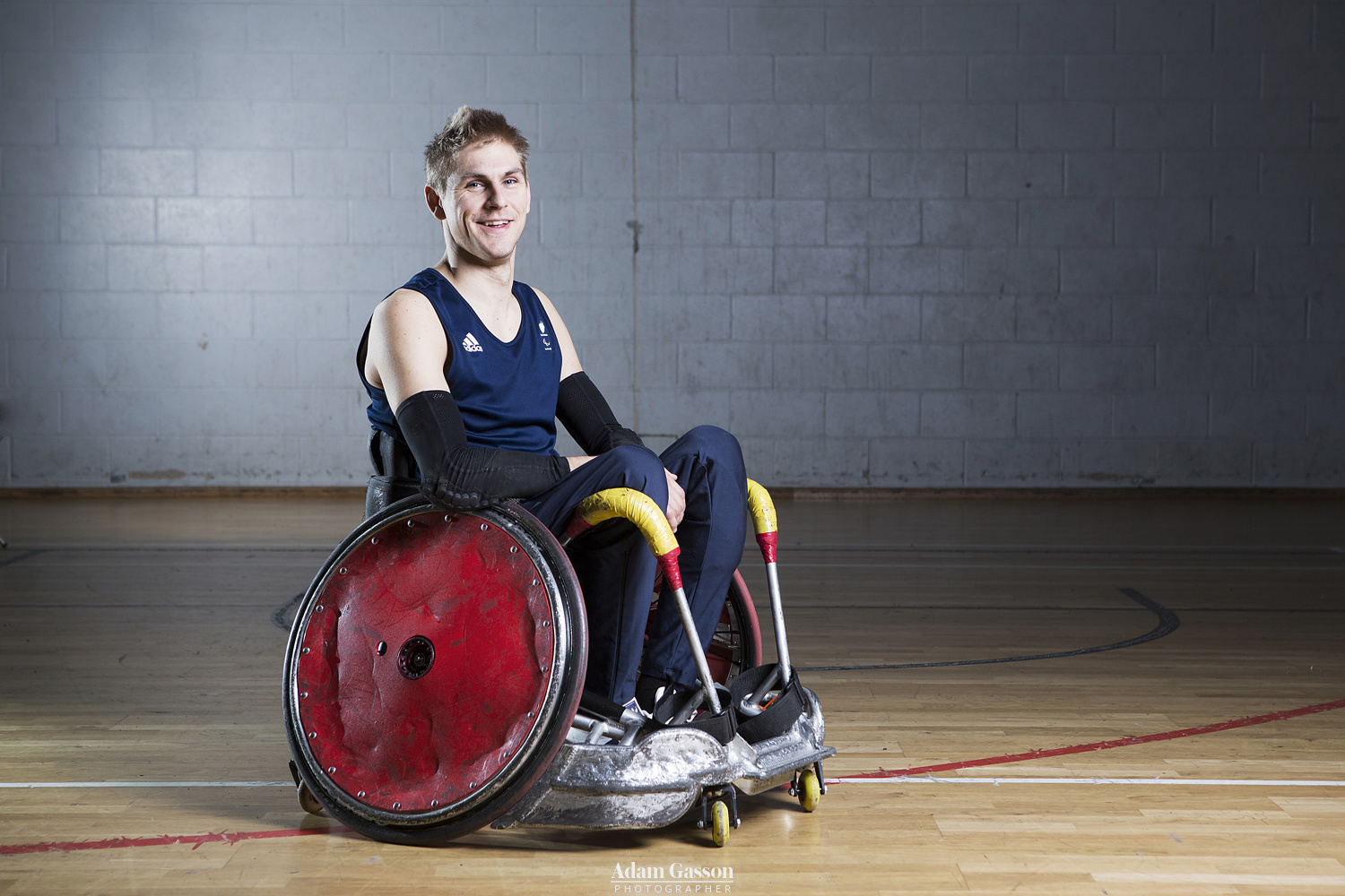 Wheelchair Rugby photos