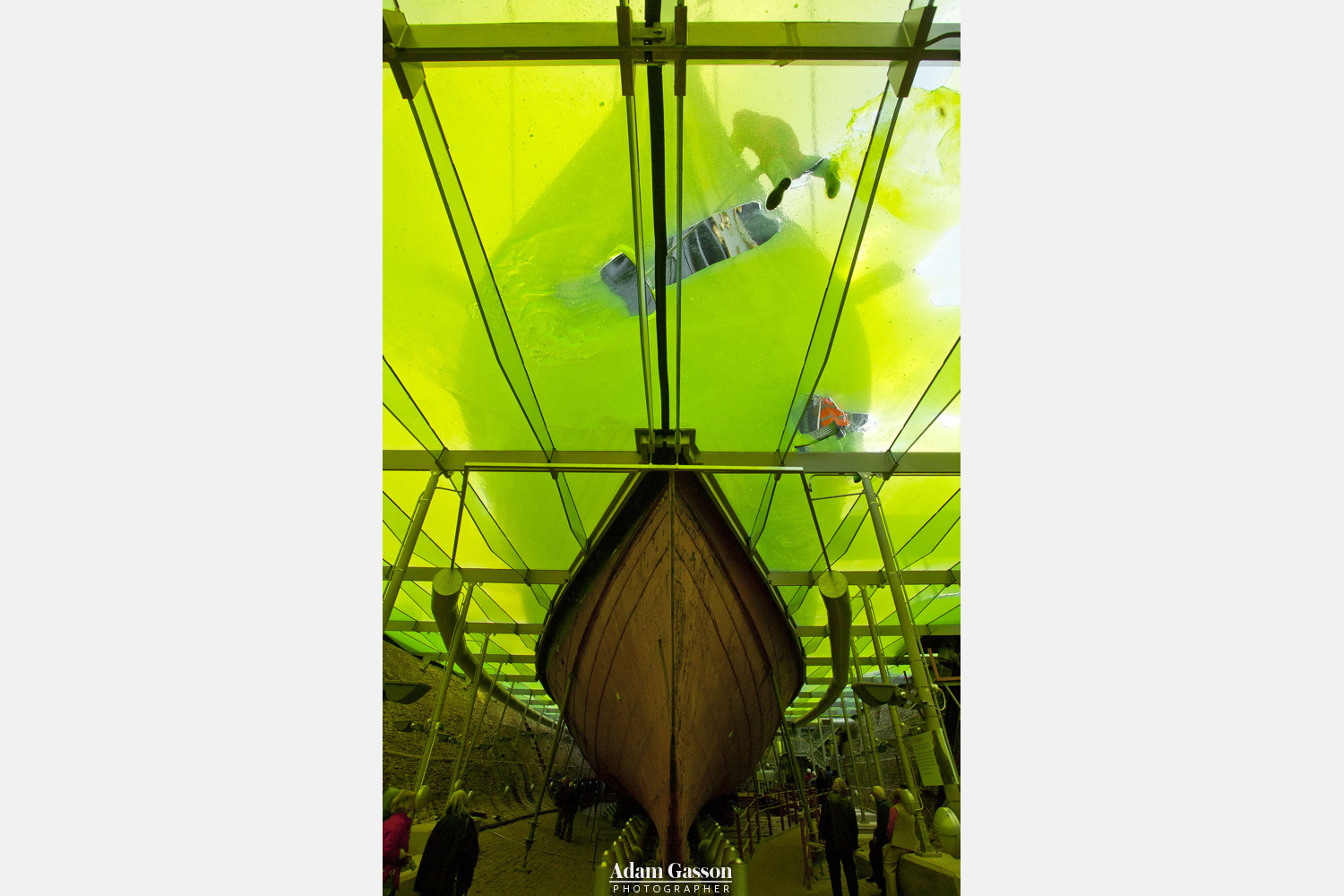 ss Great Britain Jelly Art photos