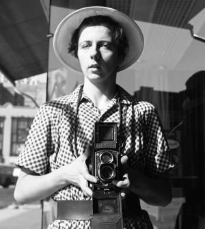 Vivian Maier Self Portrait