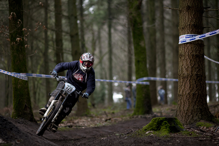 Mini DH, Forest of Dean by Adam Gasson