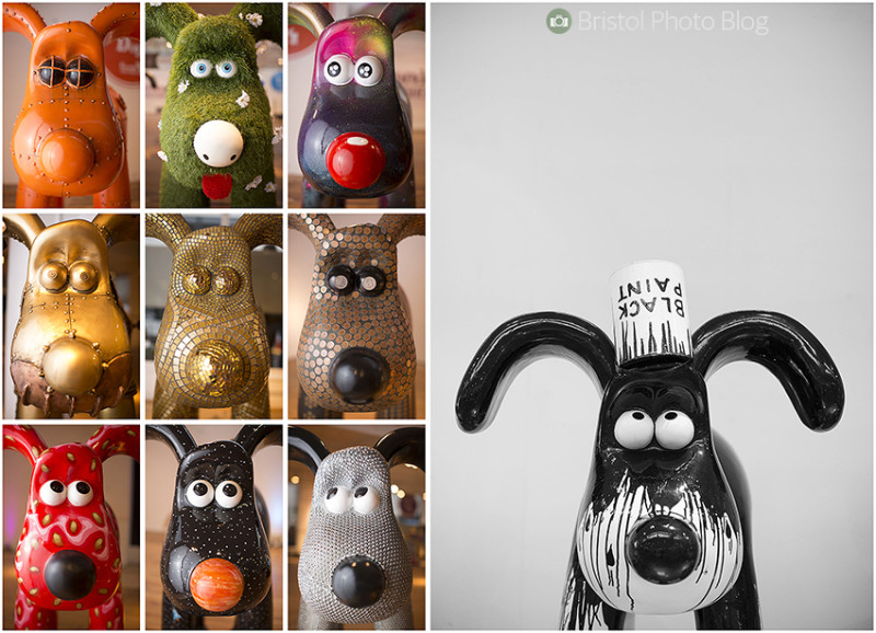 Gromit Unleashed exhibition opening. Photo by Adam Gasson / adamgasson.com