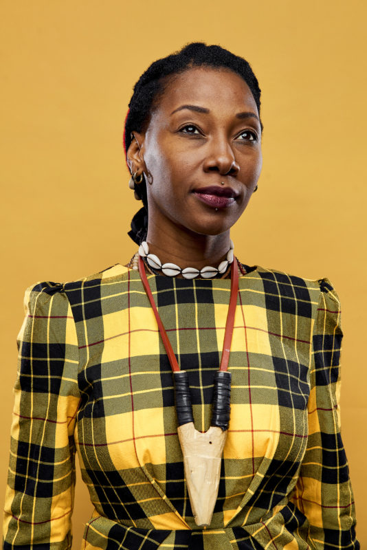 Fatoumata Diawara for Guitarist magazine