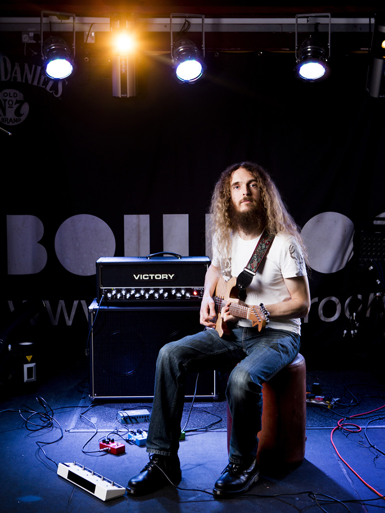 Guthrie Govan photo