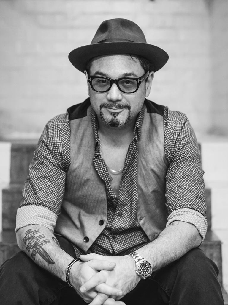 Huey Morgan photo