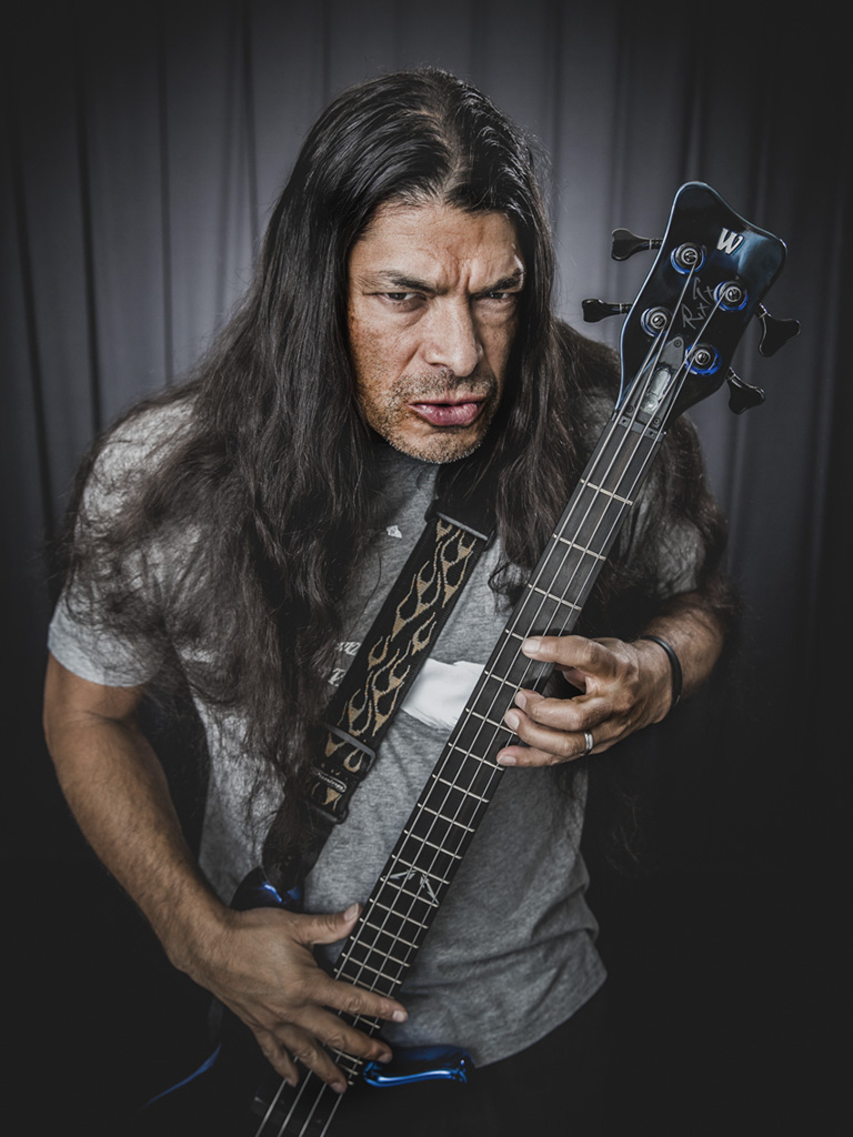 Rob Trujillo photo