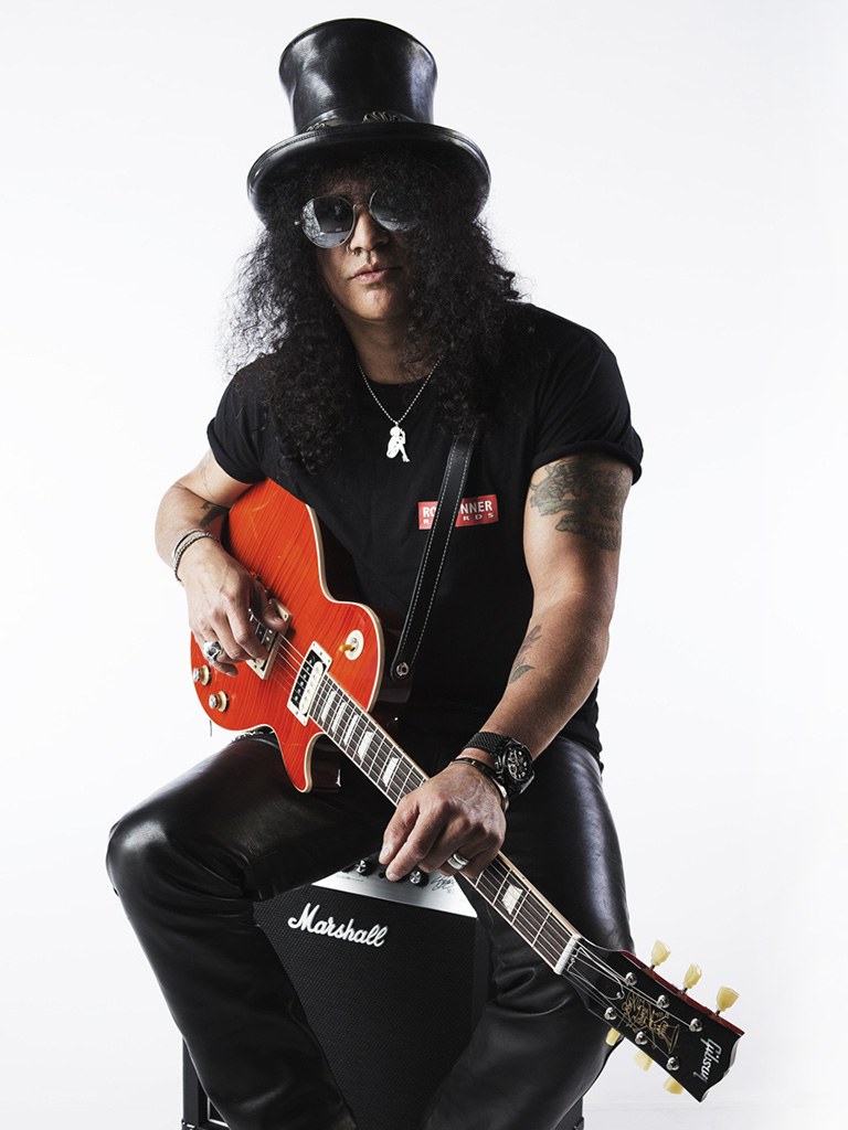 Slash photo
