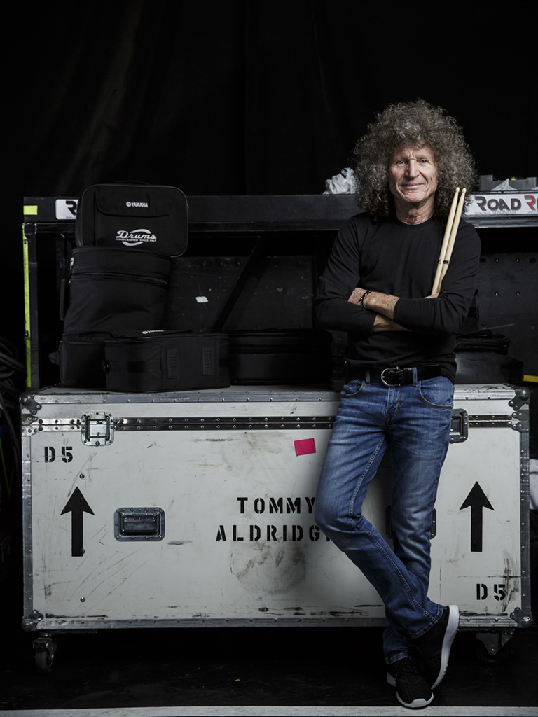 Tommy Aldridge photo