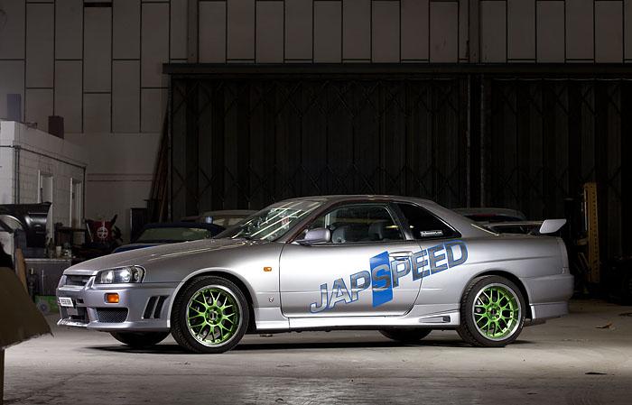 Nismo Spec R34 Nissan Skyline / AdamGasson.com
