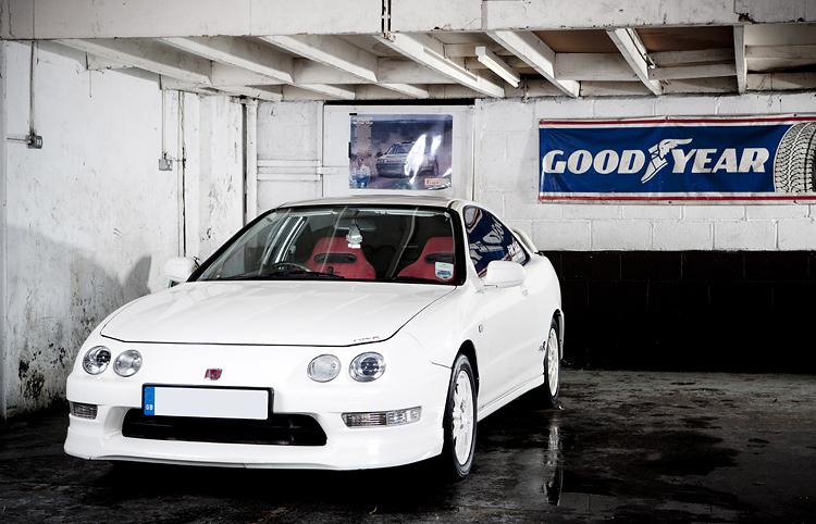 Honda Integra Type-R by Adam Gasson / adamgasson.com