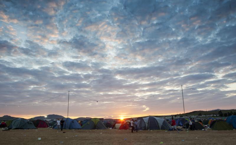 Wakestock Festival by Adam Gasson