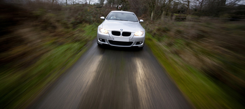 BMW 320d M Coupe by Adam Gasson