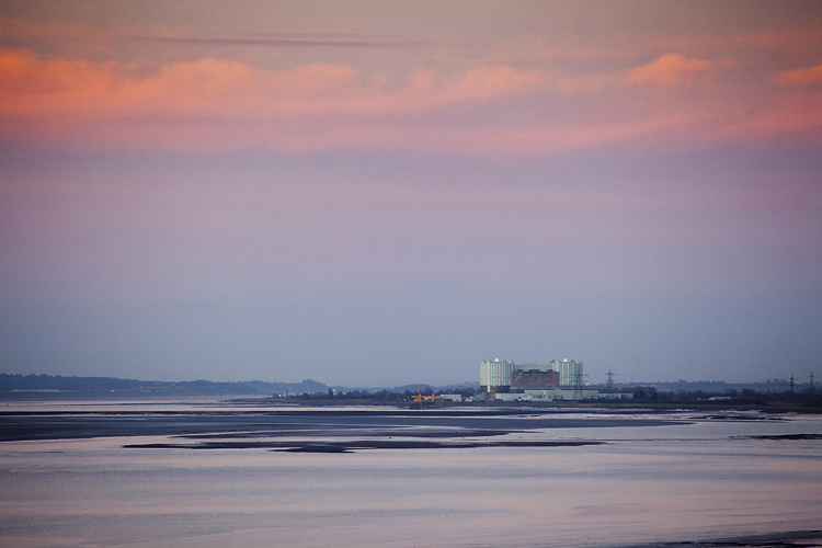 Oldbury nuclear power station stops generating after nearly 45 years by Adam Gasson