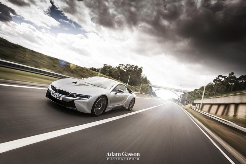 BBC Focus - BMW i8 review. Photo by Adam Gasson / adamgasson.com