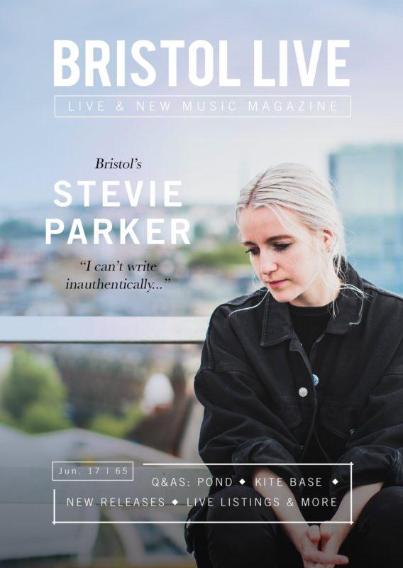 Bristol Live magazine cover by Adam Gasson / adamgasson.com