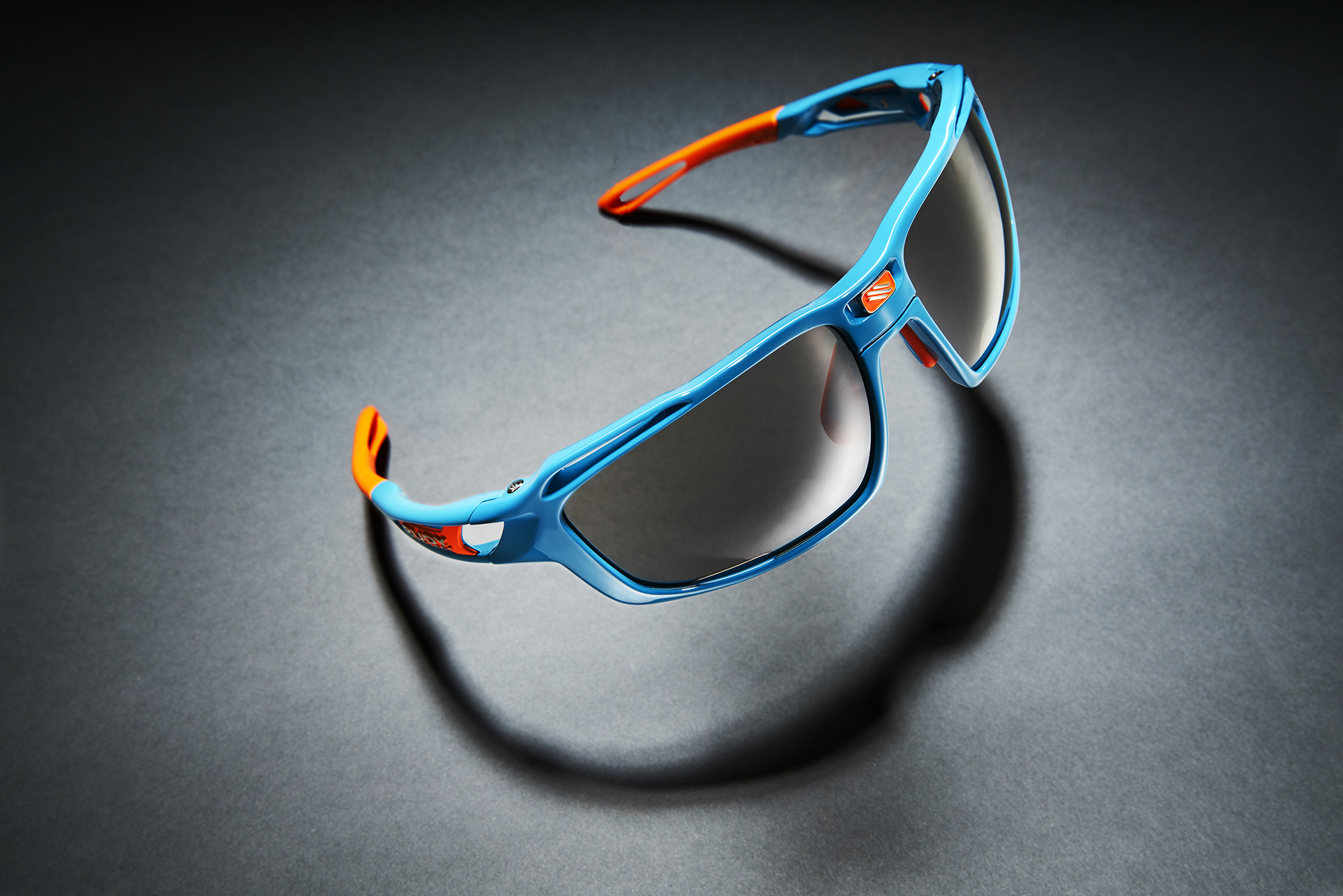 Rudy Project Sintryx glasses photographed for Cycling Plus by Adam Gasson / adamgasson.com